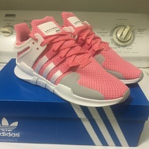 New adidas EQT support ADV Sneakers kids sz 6